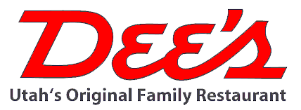 Dee's Family Logo Red